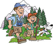 Planinski izlet na Golte za učence od 1. do 6. razreda