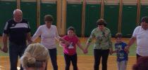 Projekt Simbioza giba v 2. razredu